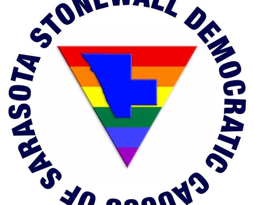 CANCELLED FOR MARCH – Stonewall Democratic Caucus of Sarasota County – Monthly Meeting