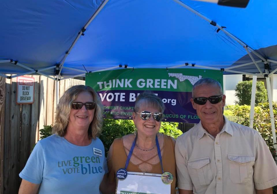 Environmental Caucus General Meeting – North County – Guest Speaker, Cathy Antunes